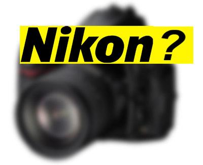 Aggiornamenti Nikon D800