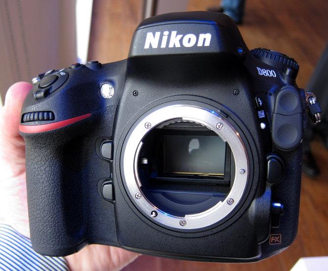 Pre vendite Nikon D800 e D800E