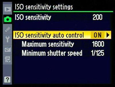 Alti ISO Nikon D800