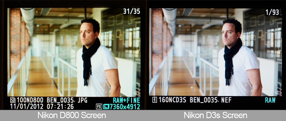 Possibili difetti Nikon D800