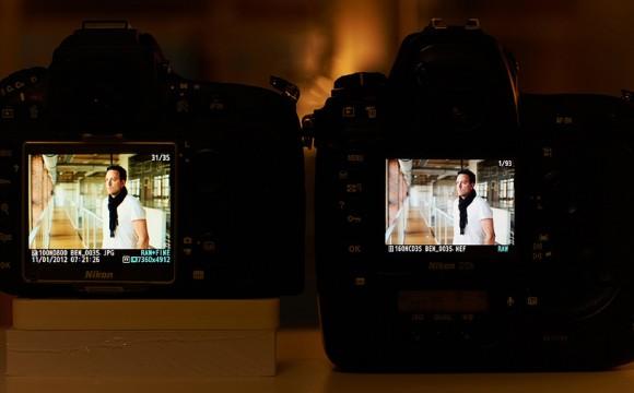 Fix schermo verde per Nikon D800
