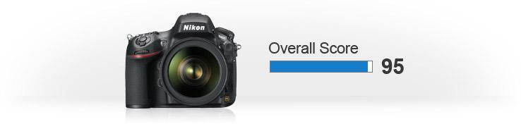 Miglior sensore al mondo: Nikon D800
