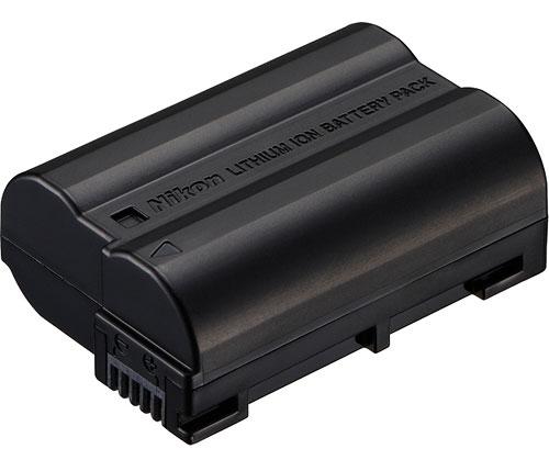 Nikon richiama le batterie EN-EL15 Li-ion
