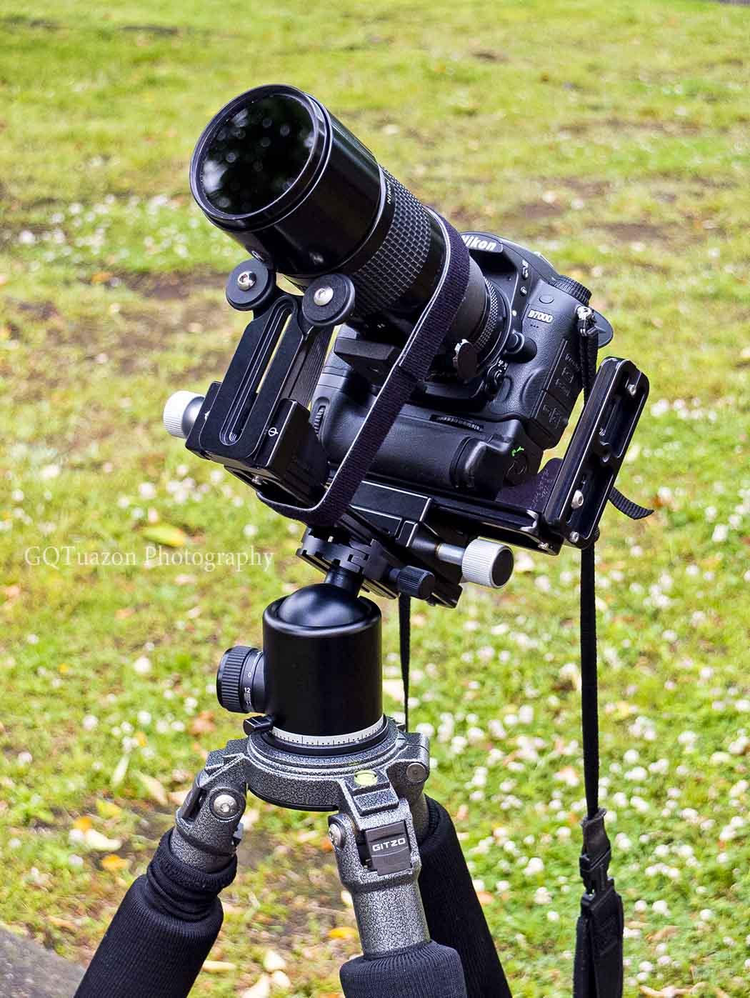 Eclissi solare anulare con la Nikon D7000 e Nikkor 300 mm f/4.5
