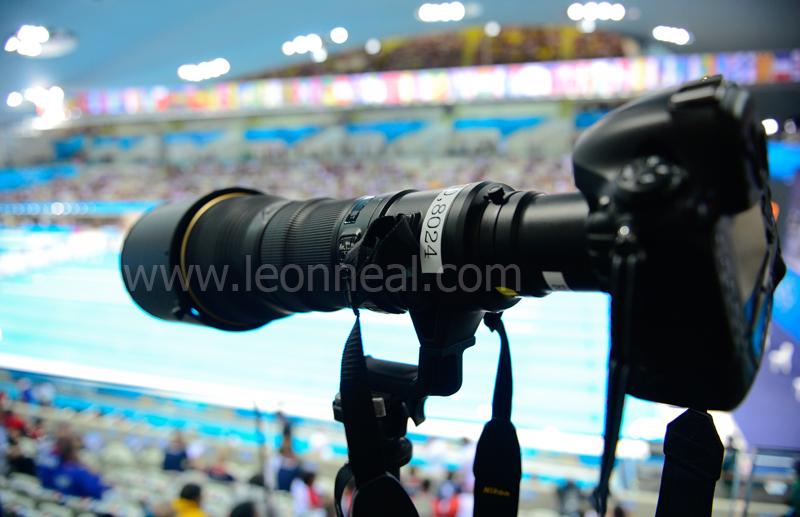 Prime immagini del nuovo obiettivo  Nikon 800mm f/5.6