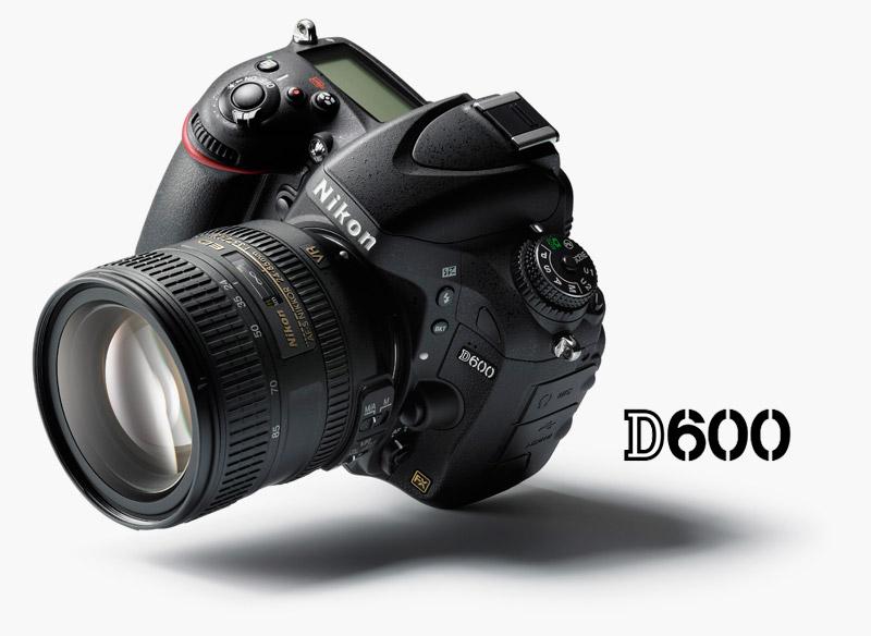 Nikon presenta la D600, Nikkor 18,5 mm f/1.8, unità UT-1
