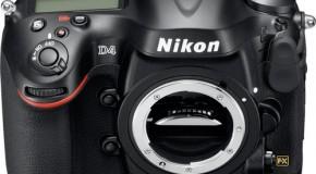 Aggiornamento firmware Nikon D4