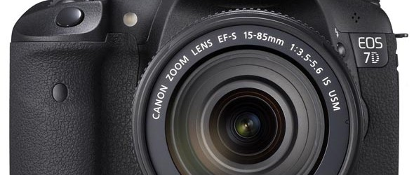 Nuove specifiche per la Canon Eos 7D mark II