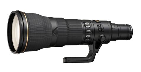 Annuncio Nikon del Nikkor 18-35mm f/3.5-4.5G ED e 800mm f/5.6E FL ED VR