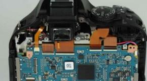 Il sensore della Nikon D5200 è marchiato Toshiba