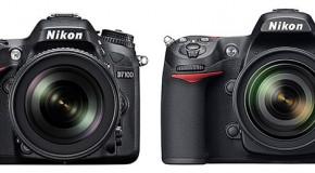 Nikon D7100 vs D300s