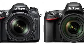 Nikon D7100 vs D600