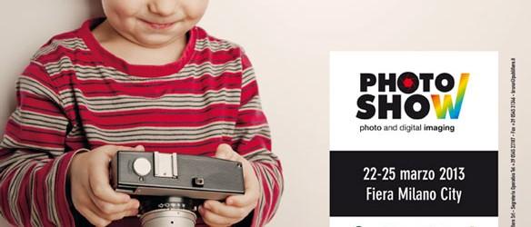 Diretta PhotoShow 2013 – Milano