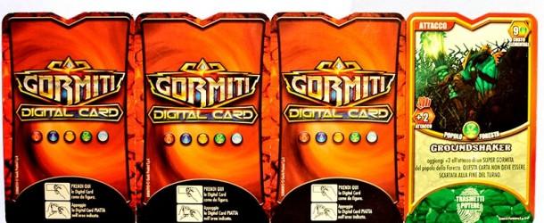 Gormiti Digital Card – Come funziona il riconoscimento