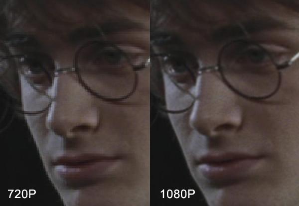 720p vs 1080p