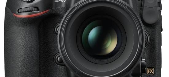 Annuncio Nikon D4S