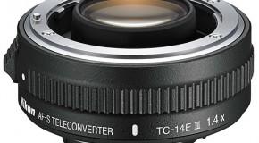 Moltiplicatore Nikon AF-S TC-14E III