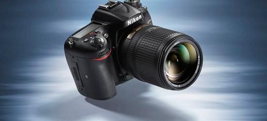 Video Nikon D7200