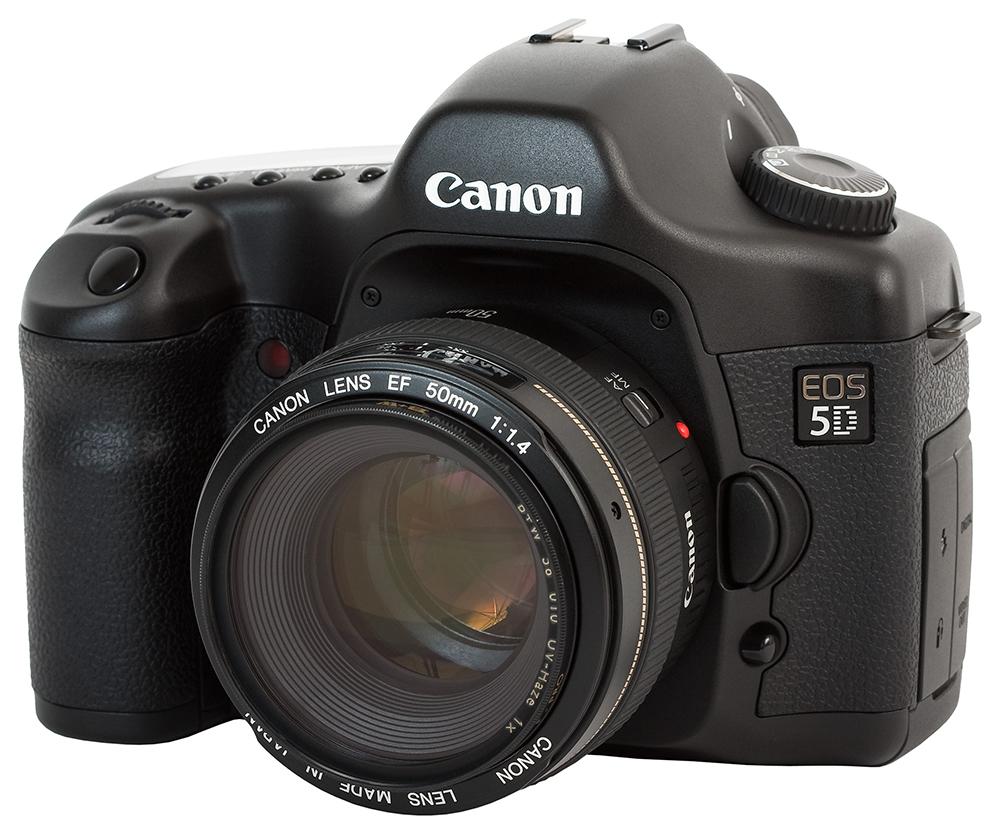 Errore specchio Canon EOS 5D