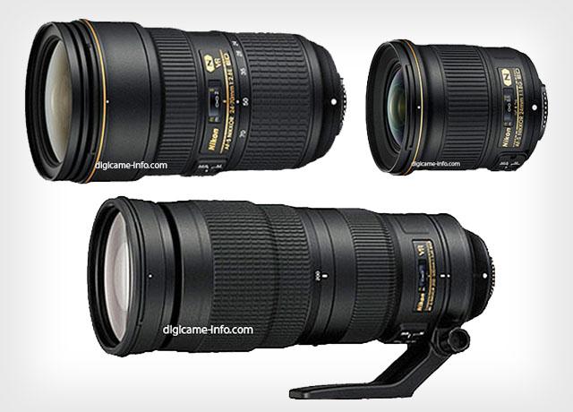 Ottiche Nikon