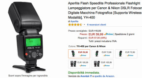 Aperlite Flash YH-400