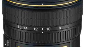 NIKKOR AF-S 8-15mm f/3.5-4.5 fisheye